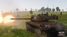War Thunder - amerykańskie czołgi już dostępne!