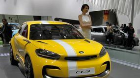 Auto Szanghaj 2013 - Chiny coraz bliżej