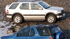 Opel Frontera dwudziestolatkiem