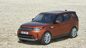 Land Rover Discovery po nowemu