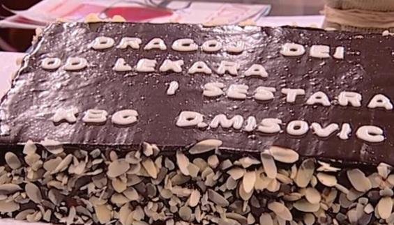 Dea Đurđević dobila tortu