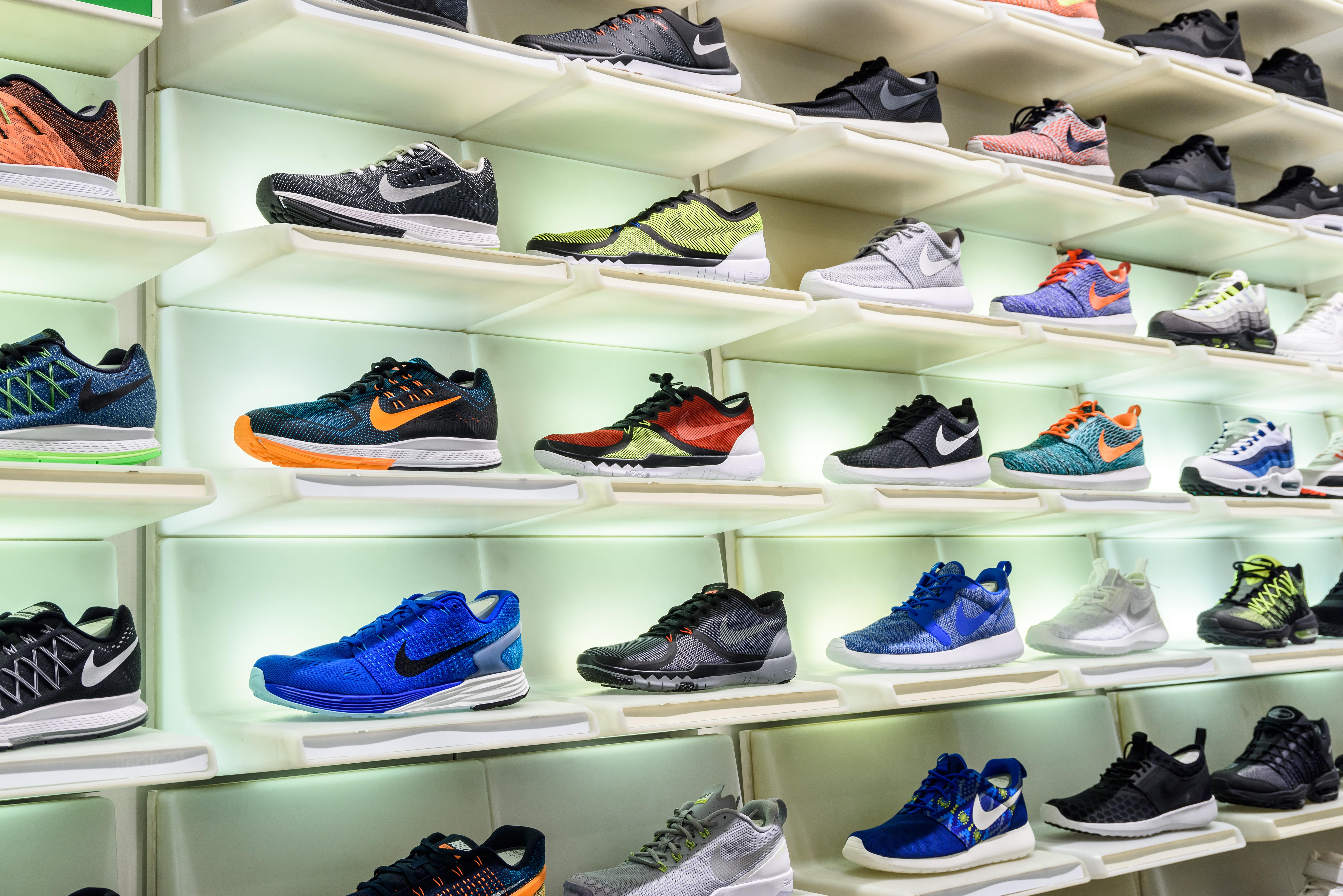 buty nike których nie kupimy w polsce