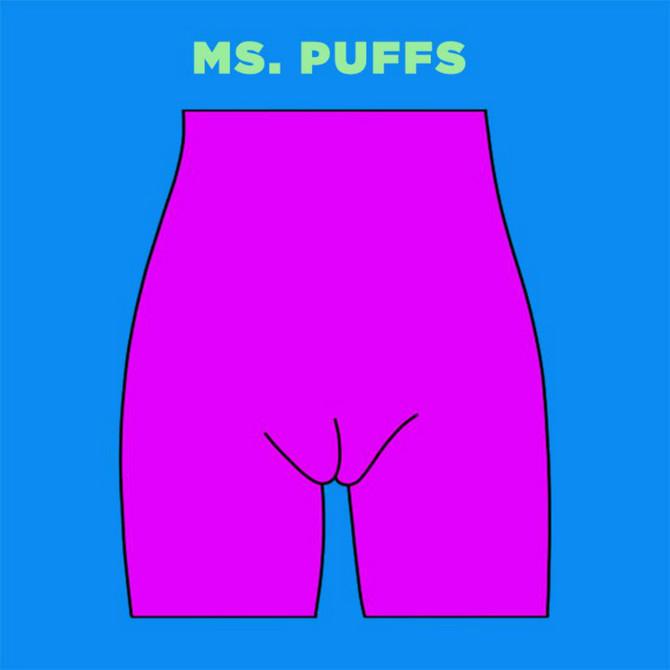 Gospođica Pufnica