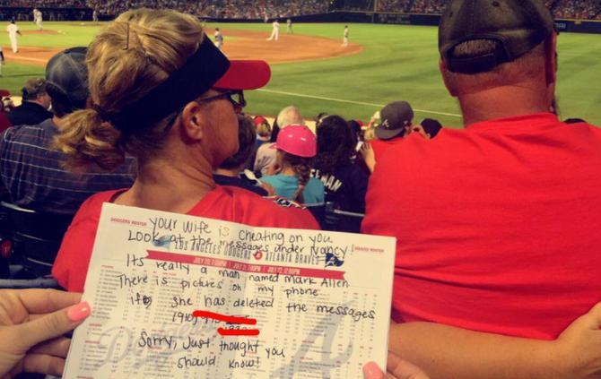 Rešila je da mužu otkrije šta se dešava