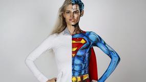 Transformacija žene u Supermena