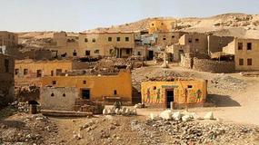 Egipt - Wioski fellachów