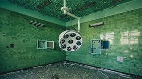 Opuszczony szpital w Raciborzu