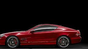 Studiotorino Coupetorino: nietypowy Mercedes-Benz SL z nadwoziem coupe
