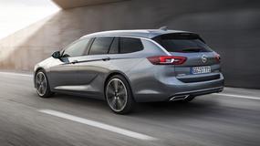 Opel Insignia Sports Tourer – flagowe kombi