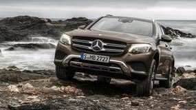 Mercedes-Benz GLC – większy i szybszy