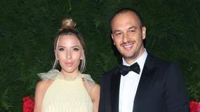 Ewa Chodakowska z mężem na Balu TVN