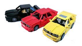 Chcielibyście mieć BMW ME [E30] z Lego?