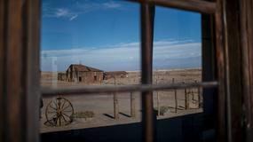Humberstone - miasto widmo na pustyni Atacama