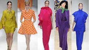 Najmodniejsze kolory na wiosnę 2013!