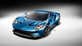 Oto nowy Ford GT
