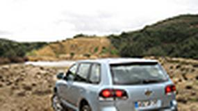 Volkswagen Touareg - Siła technicznych zmian