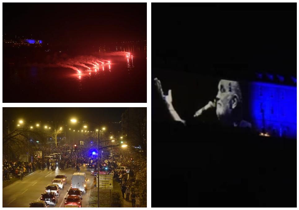 Emotivno i dostojanstveno: Novi Sad se na dirljiv način oprostio od Đorđa Balaševića!