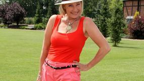 Małgorzata Potocka w letniej odsłonie