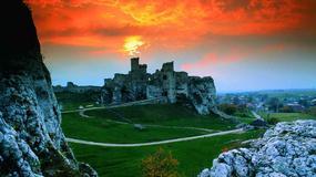 Najpiękniejsze ruiny zamków