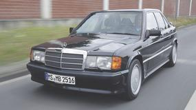Mercedes 190 E 2.5-16 - Baby-Benz dojrzał dzięki 16V
