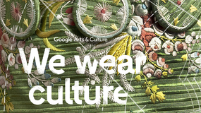 "Polska wystawa w ramach projektu Google Arts & Culture ""We wear culture"""