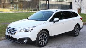Subaru dla aktywnych – znamy polskie ceny Outbacka