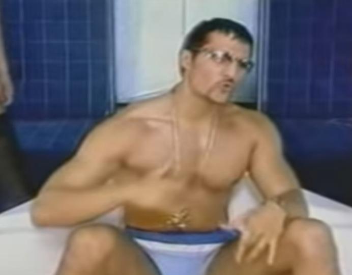 Marko Janković u spotu