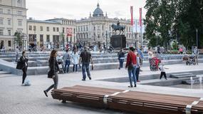 Zmodernizowany Plac Litewski otwarty dla mieszkańców Lublina