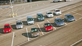 Diesel czy Benzyna megatest 10 aut - małe, kompakty i MPV. Sprawdzamy co opłaca się kupić?