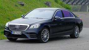 Mercedes S 560 4Matic Long - bądź jak kanclerz Merkel | TEST
