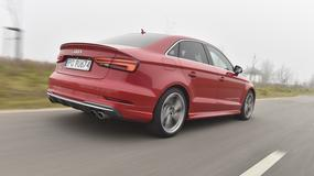 Audi S3 | Długi dystans | Część 2