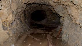 Perły w nowo odkrytych podziemiach zamku Książ