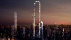 """Takiego budynku świat jeszcze nie widział. """"The Big Bend"""" stanie na nowojorskim Manhattanie"""