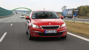 Peugeot 308 test 25 tys. km non sop: przejechaliśmy już 10 tys. km