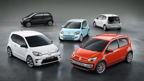 New Small Family: sześć modeli studyjnych na bazie VW up!