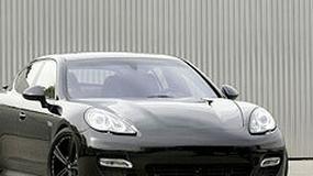 Gemballa Porsche Panamera – nowe obręcze