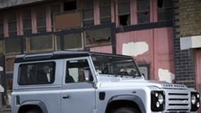 Land Rover Defender w stylowej odsłonie