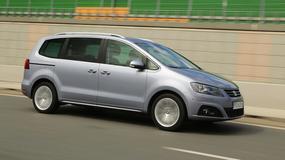Seat Alhambra 4Drive – van dla aktywnych