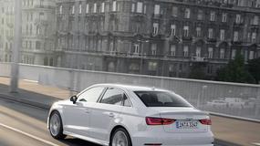 Audi A3 Sedan od 100 370 zł