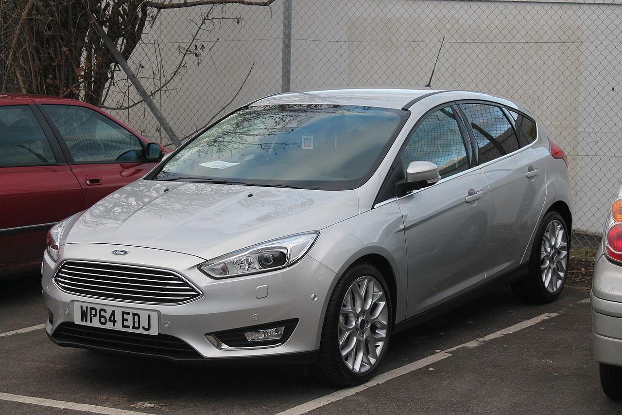 Ford Focus Testy I Recenzje Zdjęcia Opinie Dane
