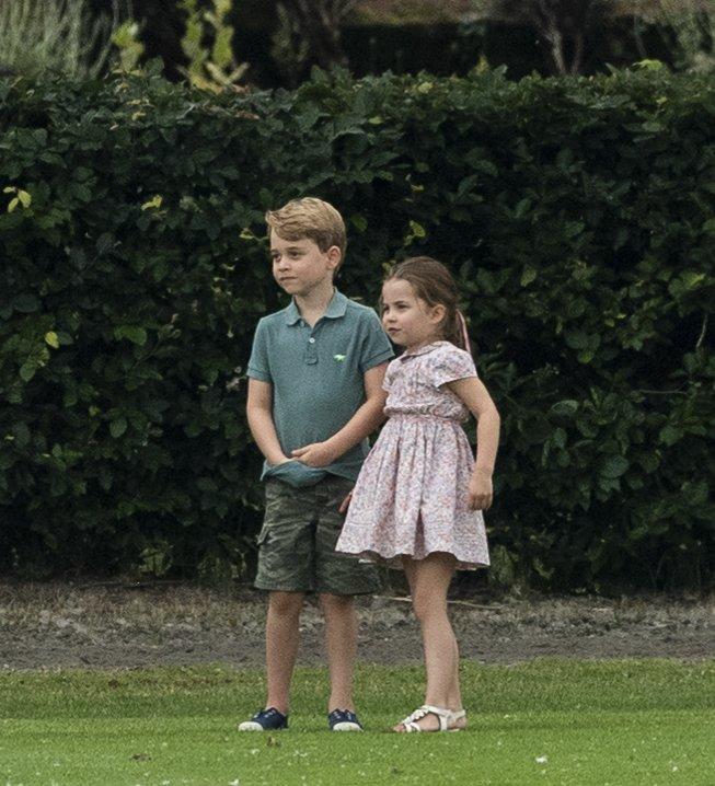 Džordž i Šarlot