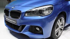 BMW 2 Active Tourer - nowość wśród minivanów