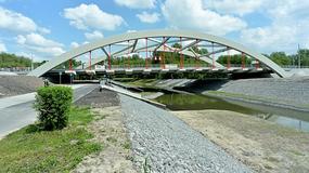 Lublin: otwarto nowy most na rzece Bystrzycy