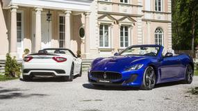 Maserati GranCabrio Sport V8 - chcesz mieć wyjątkowe auto? Musisz się spieszyć, lato tuż…tuż