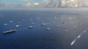 RIMPAC- największe na świecie manewry morskie