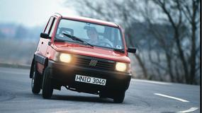 Youngtimer na zimę: Fiat Panda 4x4