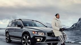 Ibrahimovic i Volvo XC70