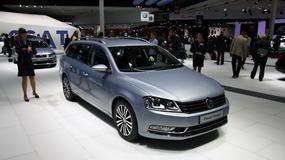 Volkswagen Passat (Paryż 2010)
