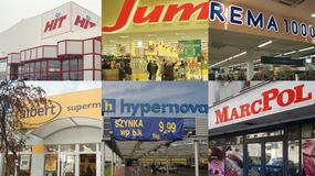 Supermarkety, które zniknęły z polskiego rynku