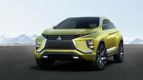 Tokio 2015: Mitsubishi eX Concept